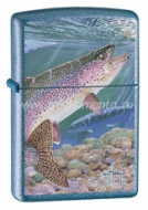 Зажигалка Zippo Guy Harvey Rainbow Trout